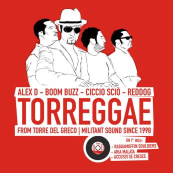 Torreggae - Raggamuffin Souldiers EP
