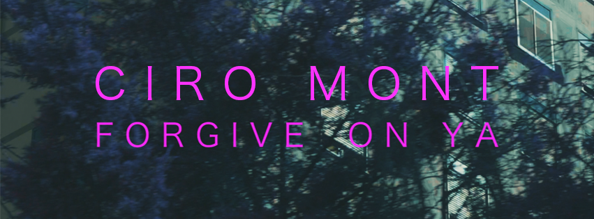 """Ciro Mont """"Forgive on ya"""" dal 27 Novembre su Youtube ed in Free Download. Primo singolo estratto da """"Weedy Wonka & The Beats Factory"""" (dal 13 Dicembre 2017 negli store digitali)."""