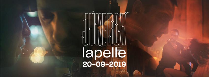 Jukebox il secondo singolo dei Lapelle dal 20 Settembre fuori ovunque!