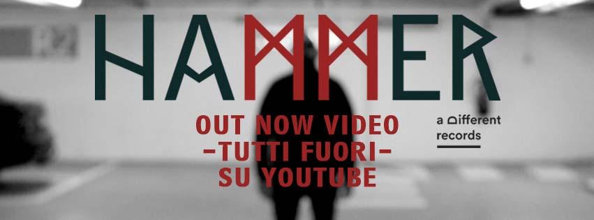 """Hammer """"Tutti Fuori"""" - Video su YouTube"""