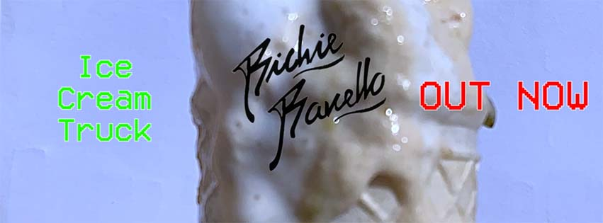Richie Ravello feat. Ryan Spring Dooley, Elisa Zoot, Juppy Nash - Ice Cream Truck // On YouTube and Digital Stores