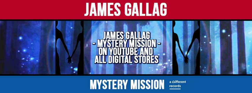 James Gallag - Mystery Mission
